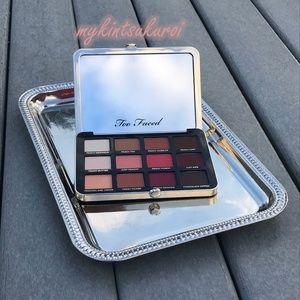 🍑TF Just Peachy Velvet Matte Eyeshadow Palette